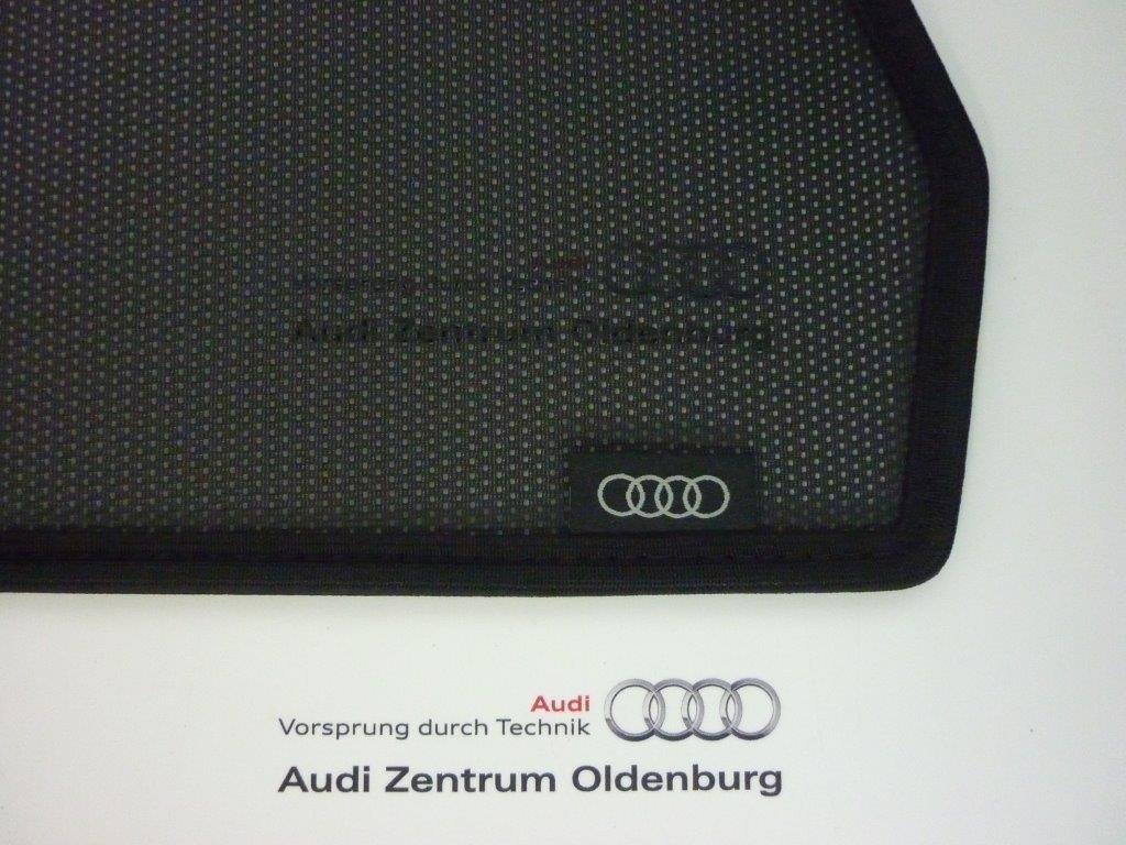 audi q5 sonnenschutz 5er set 8r0064160 a sonnenschutzsysteme shop audi zentrum oldenburg. Black Bedroom Furniture Sets. Home Design Ideas