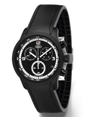 Audi Chronograph Blackline