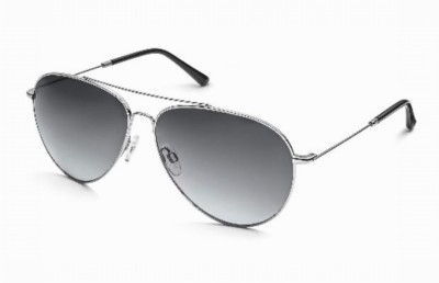 Audi Sonnenbrille Pilot Audi Pilotenbrille sunglases gun metal