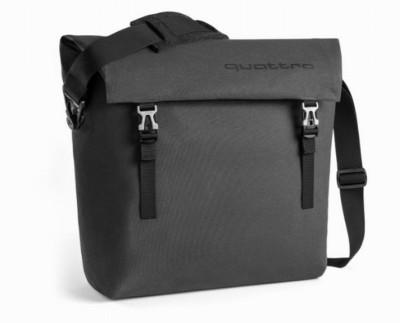 Audi quattro Messenger Bag,Audi Tasche,quattro Umhängetasche