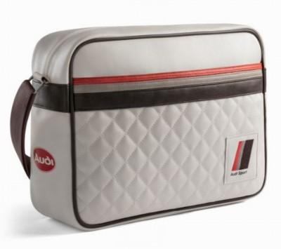 Audi Tasche, heritage Messenger Bag, Audi quattro Tasche