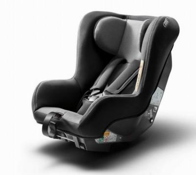 Audi Kindersitz I-Size grau/schwarz