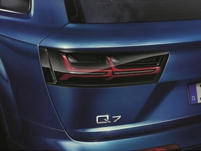 Audi Q7 LED Heckleuchten-Set