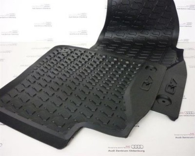 Gummimatten vorne, Audi Q7 (Modell 4M ab Baujahr 2015)
