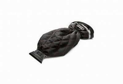 Audi Eiskratzer mit Handschuh