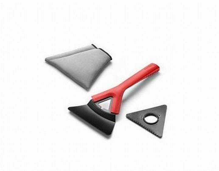 audi eiskratzer mit scheibenreiniger aufsatz. Black Bedroom Furniture Sets. Home Design Ideas