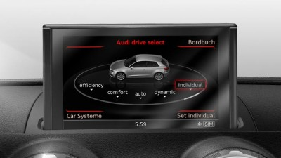 Nachrüstsatz Audi Drive Select Audi A3 Automatik/ Stronic