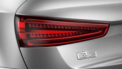 Audi Q3 LED Heckleuchten/ Rückleuchten Upgrade-Set