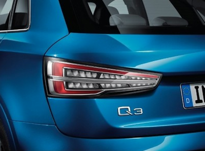 Audi Q3 LED Heckleuchten-Set, Q3 PA