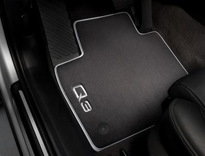 Audi Q3 Fussmatten/ Fußmatten Audi Q3 Premium Velours