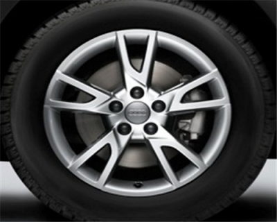 Winterkomplettradsatz Audi Q3 Alufelge 17 Zoll