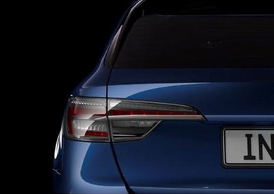 Audi A4 (B9/ 8W) Avant Schlussleuchten -Set Blackline