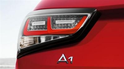 Audi A1 LED Heckleuchten /Rückleuchten Klarglas