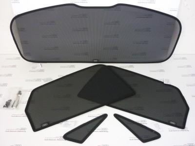 Audi A1 Sonnenschutz, A1 Sportback 5er- Set, 8X4064160/A