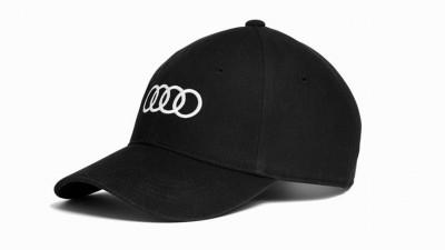 Audi Cap /Baseballkappe schwarz