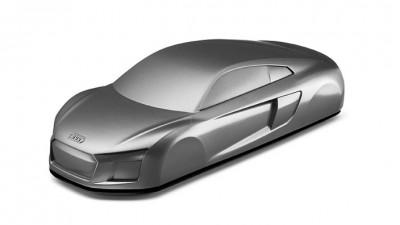 Audi PC Maus