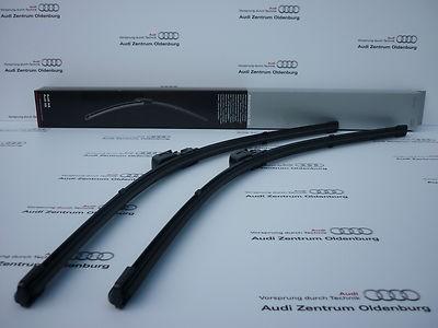 Audi Wischerblätter, Scheibenwischer Audi A8 Modell 4E