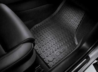 Audi Q3 Gummimatten,vorne und hinten, Gummifußmatten Audi Q3
