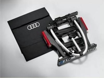 Original Audi Fahrradträger für die Anhängerkupplung 4H0071105