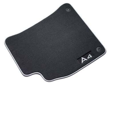 Audi A4 (8E) Fußmatten (4 Stk.), Premium Textilfußmatten/Veloursmatten