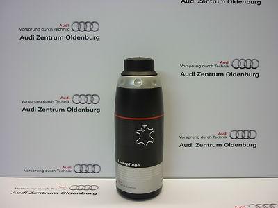 Original Audi Lederpflege, Lederpflegemittel für Glattleder