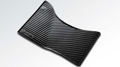 Audi A5 Gummimatten für Coupe+Cabrio, vorne+hinten, bis Bj 2016