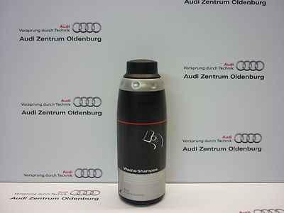 Audi Wachs-Shampoo Wachsshampoo,Audi Waschwachs mit Abperleffekt