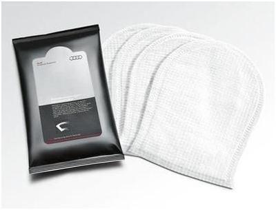 Audi Scheibenreiniger- Handschuhe, ideal für unterwegs, -NEU/OVP-