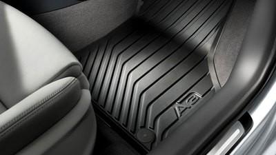 Audi A3 Gummimatten/Gummifußmatten für vorne, A3 Modell 8V, ab 2013