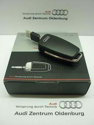 Audi USB memory key, Audi USB Stick 8GB, als Fahrzeugschlüssel/Schlüsselanhänger