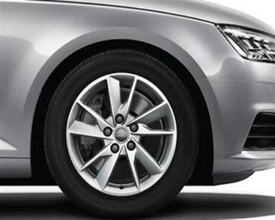 Winterkomplettradsatz Audi A4, Modell 8W / B9, Alufelge 16 Zoll