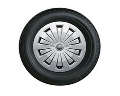Winterkomplettradsatz Audi A4, Modell 8W / B9 mit Radvollblende