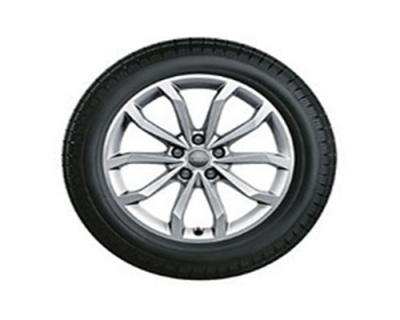 Winterkomplettradsatz Audi A4, Modell 8W / B9, Alufelge 18 Zoll