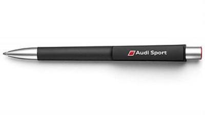 Audi Sport Kugelschreiber, mattschwarz