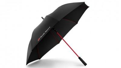 Audi Sport Regenschirm / Stockschirm