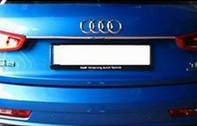 Audi Q3 Chromzierleiste für die Heckklappe
