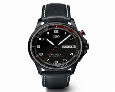 Audi Uhr Automatic Generated Power