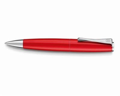 Audi Kugelschreiber, rot