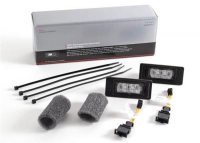 Audi LED Kennzeichenleuchten A4/A5/Q5
