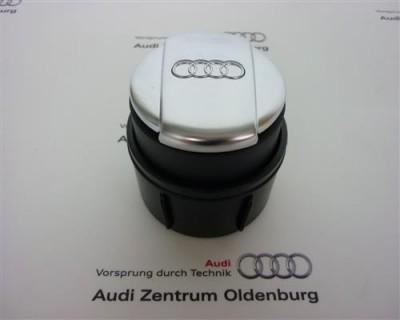 Audi Aschenbecher für Getränkehalter in der Mittelkonsole