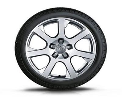 Winterkomplettradsatz Audi Q5, 17 Zoll, 7-Speichen-Design