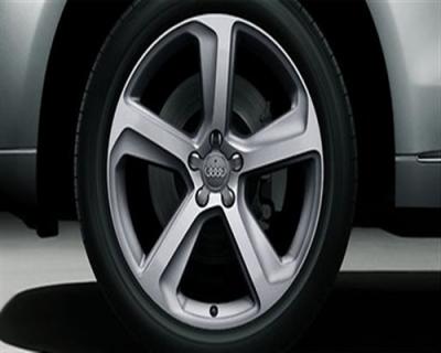 Winterkomplettradsatz Audi Q5, 20 Zoll, 5-Arm-Design