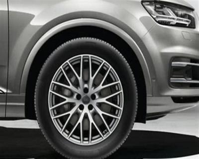 Winterkomplettradsatz Audi Q7, 20 Zoll, 10-Y-Speichen-Design