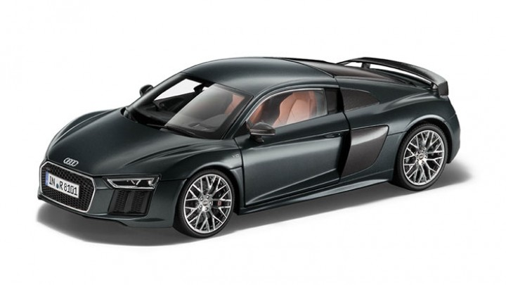 modellauto audi r8 1 18 in camouflagegr n modellautos. Black Bedroom Furniture Sets. Home Design Ideas