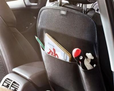 Audi Rückenlehnenschutz /Rückenlehnentasche