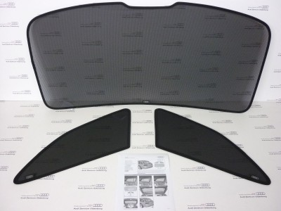 Audi Q5 Sonnenschutz 3er- Set, 8R0064160