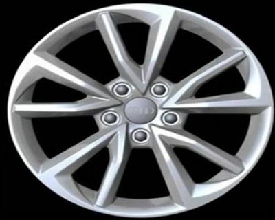 Winterkomplettradsatz Audi TT, 5-Arm-Falx-Design, 17 Zoll
